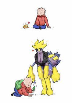 Sexy Pokemon, Pokemon Fan Art, Cute Pokemon, Pokemon Zoroark, Pokemon Eeveelutions, Pokemon Comics, Pokemon Memes, Dope Cartoons, Pokemon People