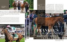 Frankel's descendant made a glamorous debut Read more http://issuu.com/blacktype/docs/150202_blacktype_issue4 … #blacktypehk #horseracing #luxury