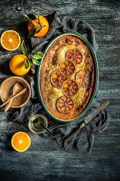Portokalopita, le fameux gâteau grec à l'orange   Stephatable