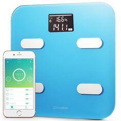 Yunmai Color Bluetooth Smart Scale - Blue