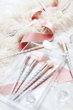 Unicorn Makeup Brush Set Review