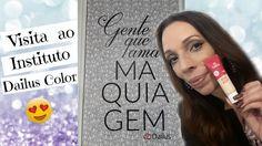 IDA  À SÃO PAULO! VISITEI O INSTITUTO DAILUS COLOR! TARDE INCRÍVEL COM A...