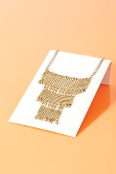 Chain Mesh Necklace