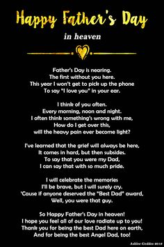 I wrote this poem to help prepare for my first Father's Day without my Dad who passed away in the fall. I know there are many out there who miss their Dads like crazy. I'm sending my love to you all. Dad Passing Away Quotes, Father Passed Away Quotes, Missing Dad Quotes, Missing Dad In Heaven, Miss You Dad Quotes, Dad In Heaven Quotes, Pass Away Quotes, Daddy In Heaven, Fathers Day In Heaven