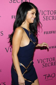Selena Gomez attending the 2015 Victoria's Secret Fashion Show After Party in New York City! ♥