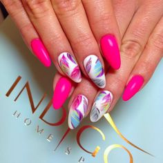 Immagine di nails, fashion, and feather