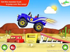 Build and Play 3D toddlers apps