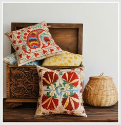 the east coast desi: Pillow Me (Featured Shop)