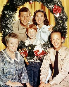 The Andy Griffith Show....a classic and one the funniest shows ever!  Don Knotts had a LOT to do with that!