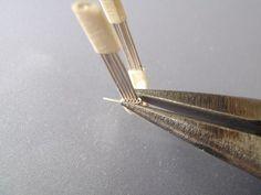 ワイヤーラップのトップの作り方♪ ( 工芸 ) - ふみろぐ - Yahoo!ブログ Wire Jewelry, Jewellery, Wire Art, Incense, Witch, Accessories, Handmade Necklaces, Ear Rings, Jewels