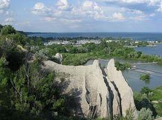 Scarborough Bluffs, Scarborough, Toronto, Ontario, Canada