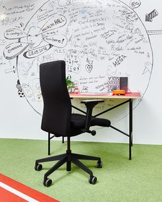 Strike your deals! Get creative and inspired. Coworking Space, Easy, Inspired, Creative, Design, Furniture, Home Decor, Decoration Home, Room Decor