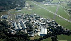 """UP to jobs could be created at Bournemouth Airport under plans to create a """"world class"""" business park. Planning Applications, Commercial Flooring, Commercial Real Estate, Airports, The Expanse, The Locals, Acre, City Photo"""