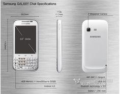 三星宣布将推出新机Galaxy Chat