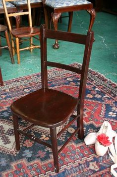 Chair アンティーク家具キッズチェア子供椅子英国製173 2 インテリア 雑貨 Antique ¥12000yen 〆06月21日