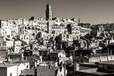 Matera, Basilicata - Sassi