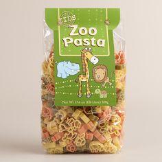 World Market® Kids' Zoo Pasta