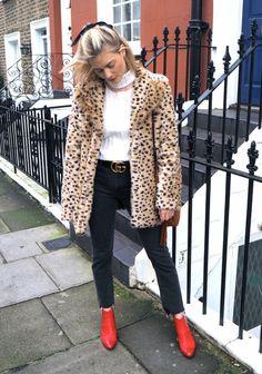 Pandora Sykes Off Duty Street Style Inspiration