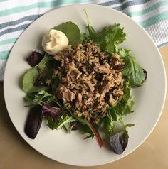 Quinoa, Tuna, and Raisin Deliciousness For Love And Lemons, Raisin, Tuna, Risotto, Meals, Ethnic Recipes, Life, Food, Meal