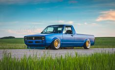 Built To Drive: The Dub Dynasty 1981 VW Caddy | Slam'd Mag