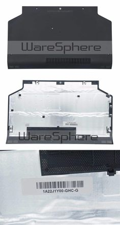 New Bottom Door Cover for Dell Latitude E5520 MFFMR 1A22J1Y00-GHC-G Black