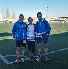 Hoy sumando #KmsSolidarios en la cursa de Vilanova del Vallès, Grandes chic@s!  #CursaVdV2016 #CorrerParaCurar #CáncerInfanil #MataróRace 