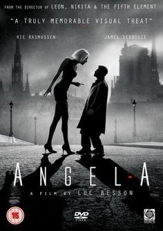 Angel-A (DVD, for sale online Dolby Digital, Luc Besson, Jamel, Fifth Element, Christian Movies, Gary Oldman, Blu Ray, Cult Movies, French Films