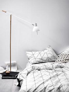 Kami Bed linen (reversible) Aura