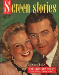 Screen Stories June 1949