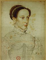 Clouet,Jean. Mary Stuart, Queen of the Scots 1542-1587...