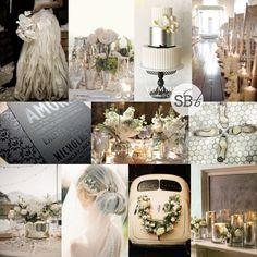 Inspiration Board: Mercury Rising   SouthBound Bride