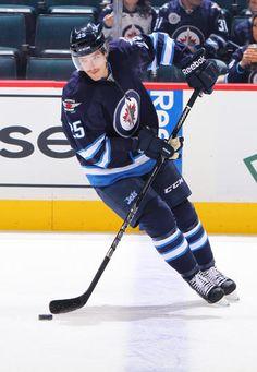 Zach Redmond #25 Winnipeg Jets