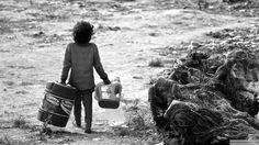 Lack of water in Delhi, India