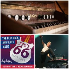 """Check out """"Route 66 Rock & Blues Radio Show (09/04/17) Killer Keys"""" by The Route 66 Rock & Blues Show on Mixcloud"""