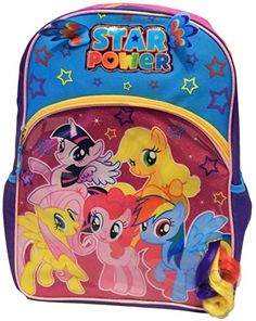 My Little Pony Childrens Backpack * Click image to review more details.