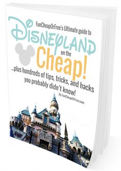Oh my gosh the BEST DISNEY GUIDE EVER!!!! 57 pages of EVERYTHING you'd ever need!