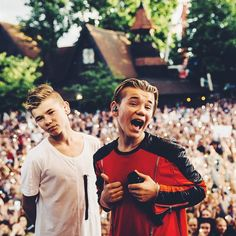Marcus and Martinus ♥️