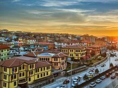 Eskişehir'de turizmin merkezi Odunpazarı