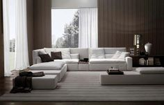 FRIGERIO: #DOMINIO Versatility and customization: these are the salient features of a ... http://www.davincilifestyle.com/frigerio-dominioversatility-and-customization-these-are-the-salient-features-of-a/   #DOMINIO Versatility and customization: these are the salient features of a young, fresh-looking sofa that can effortlessly take center stage in all kinds of living rooms. In this composition, the two chaise longues were placed opposite each other, while the backrests,