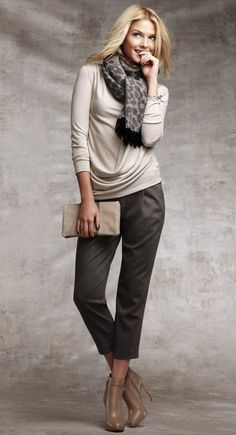 Asymmetrical Draped Long Sleeve Top