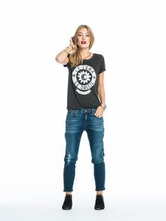 Chest Artwork T-Shirt