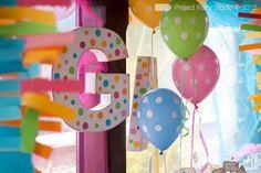 Project Party Studio. #party #kids #custom design #colour #deco