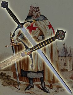 knights templars It's coming to light that the KT came here to America long before Columbus. Just watch America Unearthed! Great show!  The Freemason's are believed to be the modern day Knights Templars.