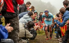 Encouragement: Zegama-Aizkorri 2014 - Jordi Saragossa