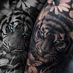 430 отметок «Нравится», 3 комментариев — Tattooit (@tattooit13) в Instagram: «🔥or🖓? Tag someone!…» Tigeraugen Tattoo, Tattoo Bein, Calf Tattoo, Tatoo Art, Up Tattoos, Trendy Tattoos, Future Tattoos, Body Art Tattoos, Tattoos For Guys