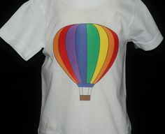 Baby Tee Onsie Free Shipping Balloon White Baby by Zedezign #toddlertee #gift #kid