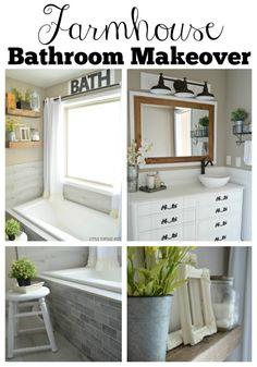 light fixtures, dresser to vanity, shelves, etc.