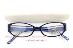 Trendy Glasses Frames For Women Coach Coach Glasses Frames, Glasses Frames Trendy, Cute Glasses, Glasses Eye Makeup, Oblong Face Shape, Optical Glasses, Designer Eyeglasses, Eyeglasses For Women, Sunglasses Case