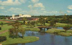 Sportpark de Vijfsluizen oftewel Shell Sportpark, jaren zestig
