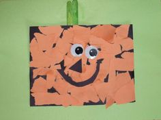Easy Pumpkin Crafts for Kids - For Preschool and Beyond!